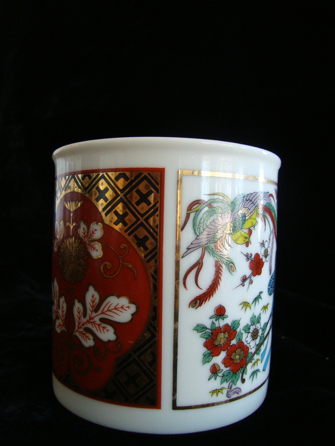Japanese motif cup/mug
