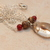 Scorpion silver chain necklace