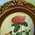 Antique French Botanical Print Pink Hydrangea