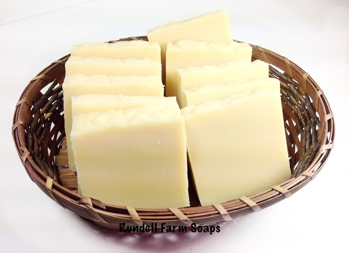 Lily of the valley. Goat milk soap. cold process,all natural