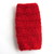 Fingerless Gloves Hand Warmers in Bright Red