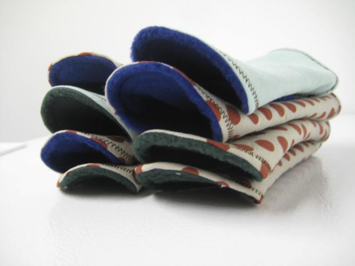 The Stash Builder Set of 8 Regular Cloth Pantyliners