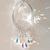 Ice Crystals Chandelier Sun Catcher
