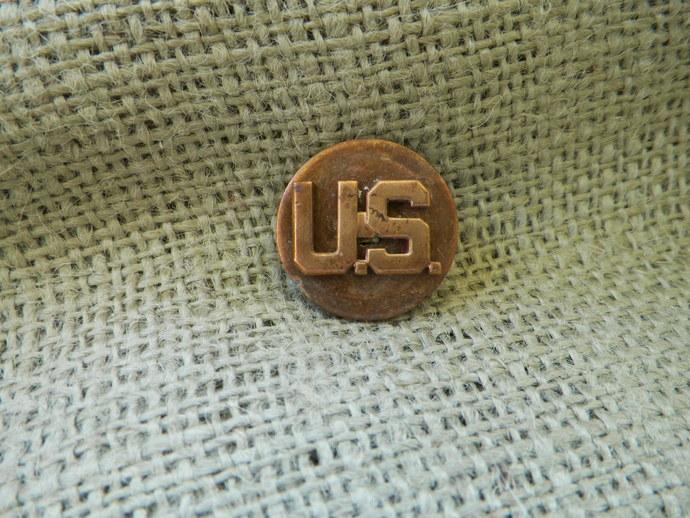 US Military Collar Pin