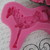 3D Carousel Horse Silicone Mold/Mould  - Pink