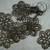 Bronze Flower Filigree Embellishments (#022-B) | Metal Filigrees