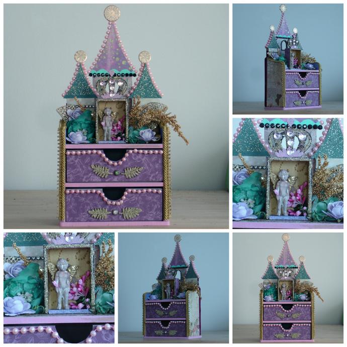 Her First Secrets/Treasure Faery Box OOAK