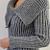 Gray Cozy Warm Knit Sweater