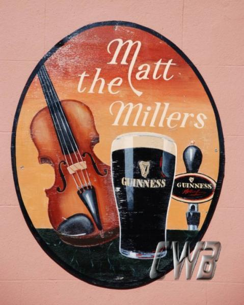 Guinness Pub Sign Art Print
