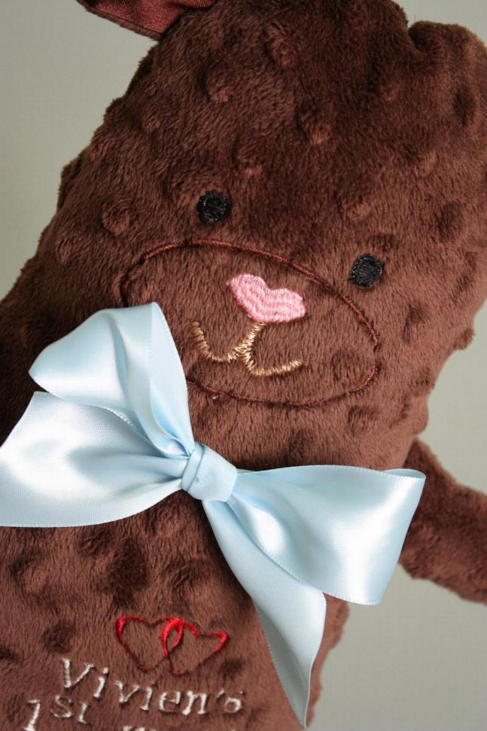 Baby's First Teddy Bear - Personalize with name