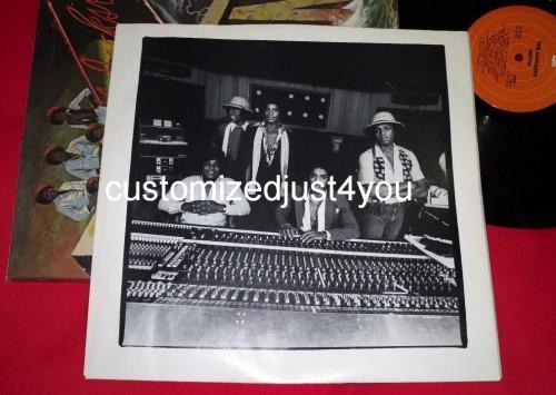 The Jacksons Destiny 78 Epic Records/CBS INC complete