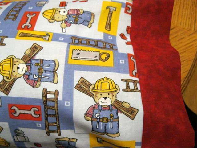 NEW Build a Bear MINI Pillowcase kids/travel pillowcase