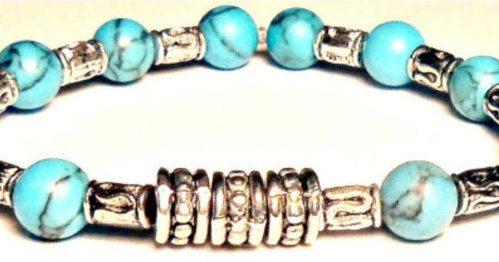 Original turquiose bracelet no label